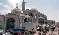 مسجد جامع..دقایقی بعد از آزادی و  ورود سپاهیان اسلام به داخل شهر !!