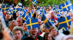 فرزندان این 19  در صد که در سوئد ازدواج کرده و صاحب فرزند شده اند ، در این رقم ، منظور نشده است.