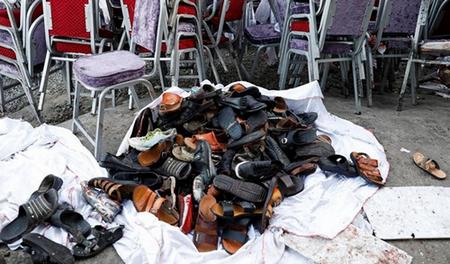 این انفجار حوالی ساعت 10:40 شنبهشب گذشته در سالن عروسی «شهر دبی» در نزدیکی ایستگاه بهادرخان و در کنار جاده فیض محمد کاتب در حوزه ششم امنیتی شهر کابل به وقوع پیوست.